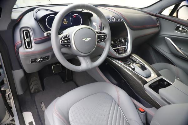New 2021 Aston Martin DBX for sale $210,786 at Maserati of Greenwich in Greenwich CT 06830 13