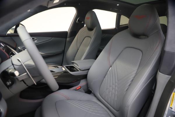New 2021 Aston Martin DBX for sale $210,786 at Maserati of Greenwich in Greenwich CT 06830 14