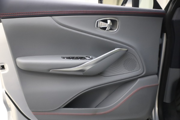 New 2021 Aston Martin DBX for sale $210,786 at Maserati of Greenwich in Greenwich CT 06830 15