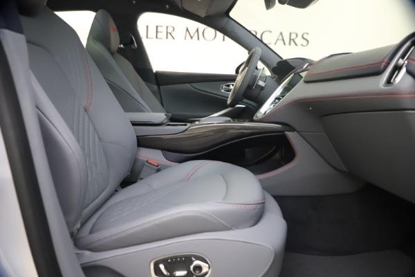 New 2021 Aston Martin DBX for sale $210,786 at Maserati of Greenwich in Greenwich CT 06830 19