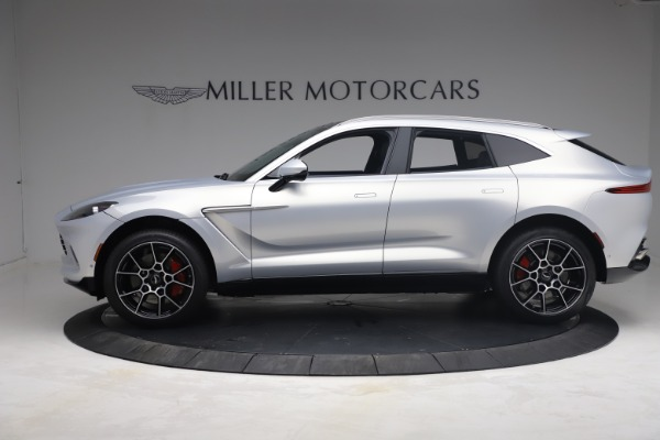 New 2021 Aston Martin DBX for sale $210,786 at Maserati of Greenwich in Greenwich CT 06830 2