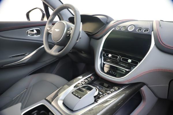 New 2021 Aston Martin DBX for sale $210,786 at Maserati of Greenwich in Greenwich CT 06830 20