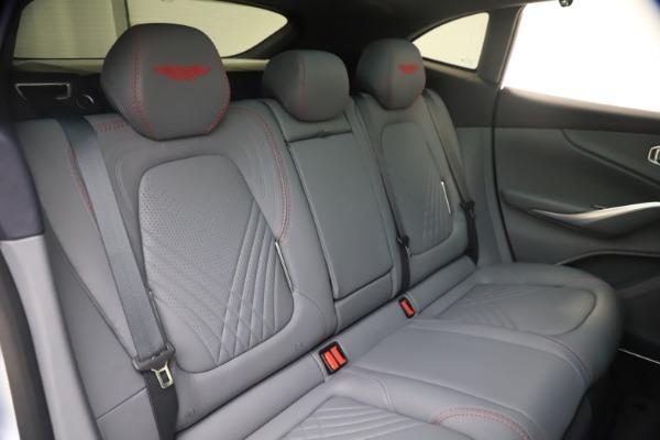New 2021 Aston Martin DBX for sale $210,786 at Maserati of Greenwich in Greenwich CT 06830 22