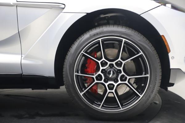 New 2021 Aston Martin DBX for sale $210,786 at Maserati of Greenwich in Greenwich CT 06830 23