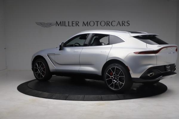 New 2021 Aston Martin DBX for sale $210,786 at Maserati of Greenwich in Greenwich CT 06830 3