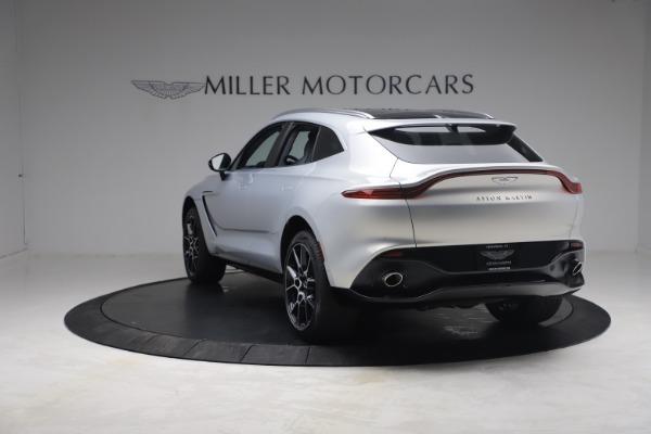 New 2021 Aston Martin DBX for sale $210,786 at Maserati of Greenwich in Greenwich CT 06830 4
