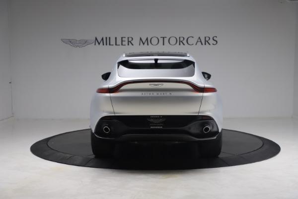 New 2021 Aston Martin DBX for sale $210,786 at Maserati of Greenwich in Greenwich CT 06830 5