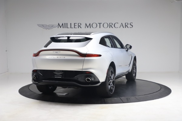 New 2021 Aston Martin DBX for sale $210,786 at Maserati of Greenwich in Greenwich CT 06830 6