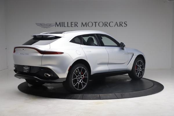 New 2021 Aston Martin DBX for sale $210,786 at Maserati of Greenwich in Greenwich CT 06830 7