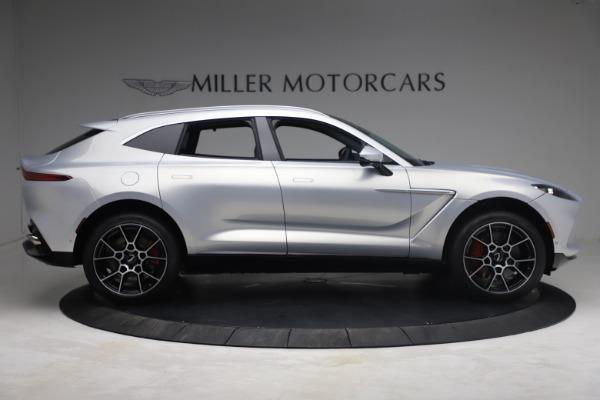 New 2021 Aston Martin DBX for sale $210,786 at Maserati of Greenwich in Greenwich CT 06830 8