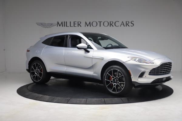 New 2021 Aston Martin DBX for sale $210,786 at Maserati of Greenwich in Greenwich CT 06830 9