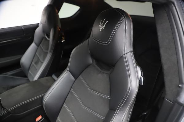 Used 2014 Maserati GranTurismo MC for sale Call for price at Maserati of Greenwich in Greenwich CT 06830 19