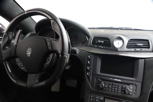 Used 2014 Maserati GranTurismo MC for sale Call for price at Maserati of Greenwich in Greenwich CT 06830 25