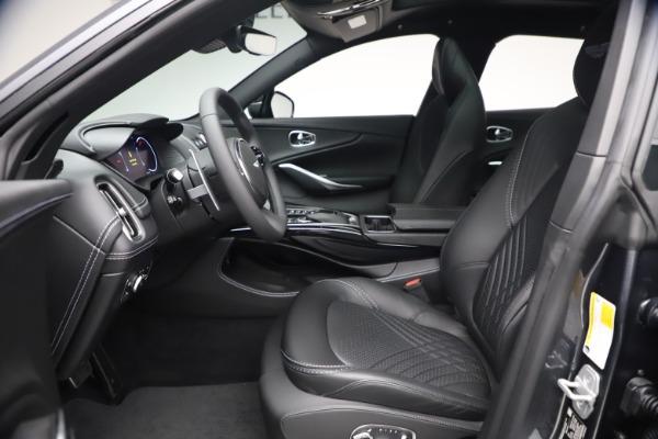 New 2021 Aston Martin DBX for sale $208,786 at Maserati of Greenwich in Greenwich CT 06830 13