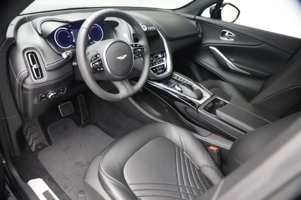 New 2021 Aston Martin DBX for sale $208,786 at Maserati of Greenwich in Greenwich CT 06830 14