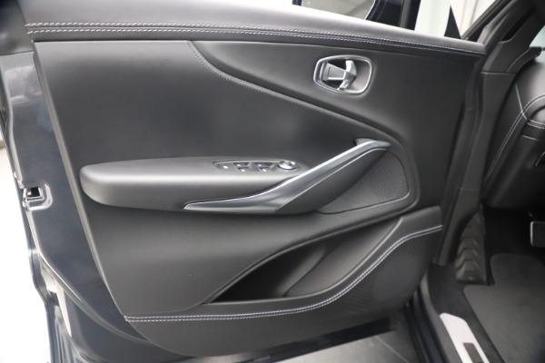 New 2021 Aston Martin DBX for sale $208,786 at Maserati of Greenwich in Greenwich CT 06830 16