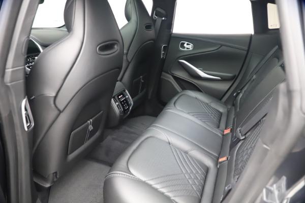 New 2021 Aston Martin DBX for sale $208,786 at Maserati of Greenwich in Greenwich CT 06830 17