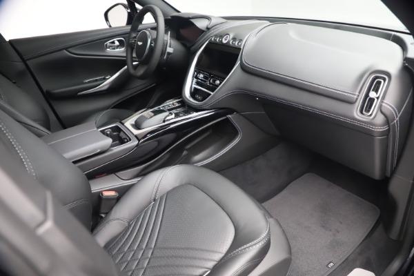New 2021 Aston Martin DBX for sale $208,786 at Maserati of Greenwich in Greenwich CT 06830 19