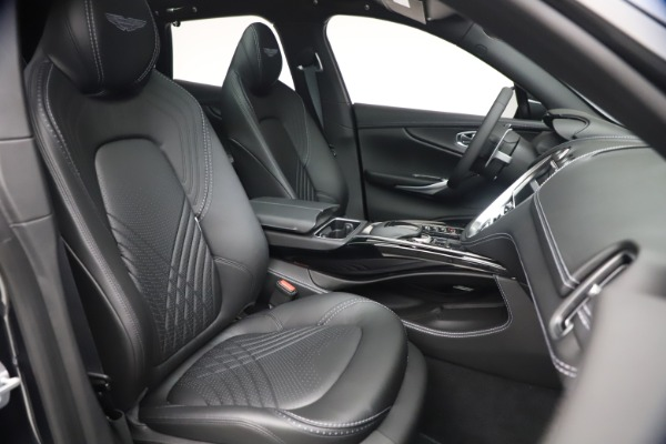 New 2021 Aston Martin DBX for sale $208,786 at Maserati of Greenwich in Greenwich CT 06830 20