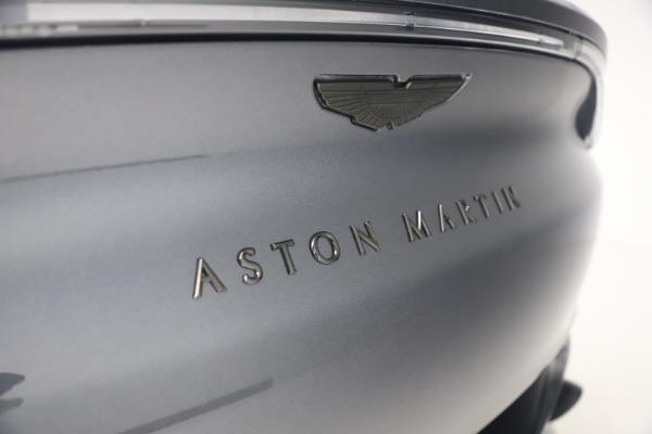 New 2021 Aston Martin DBX for sale $208,786 at Maserati of Greenwich in Greenwich CT 06830 22