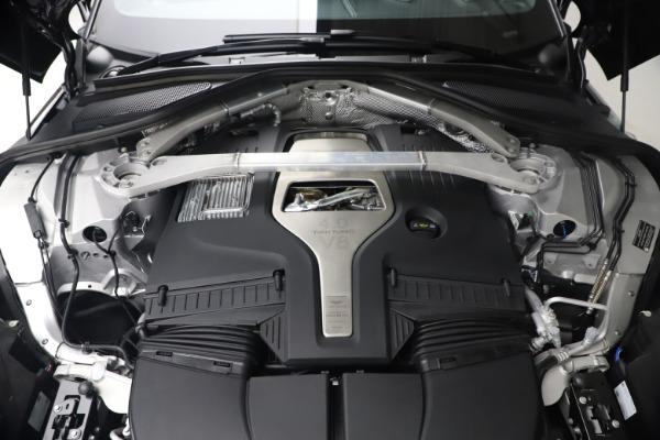 New 2021 Aston Martin DBX for sale $208,786 at Maserati of Greenwich in Greenwich CT 06830 23