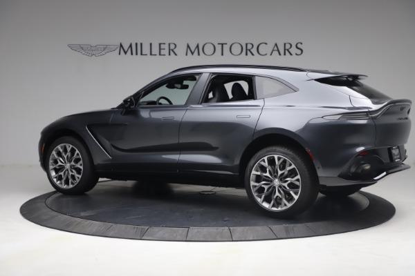 New 2021 Aston Martin DBX for sale $208,786 at Maserati of Greenwich in Greenwich CT 06830 3