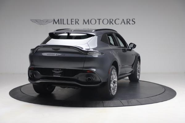 New 2021 Aston Martin DBX for sale $208,786 at Maserati of Greenwich in Greenwich CT 06830 6