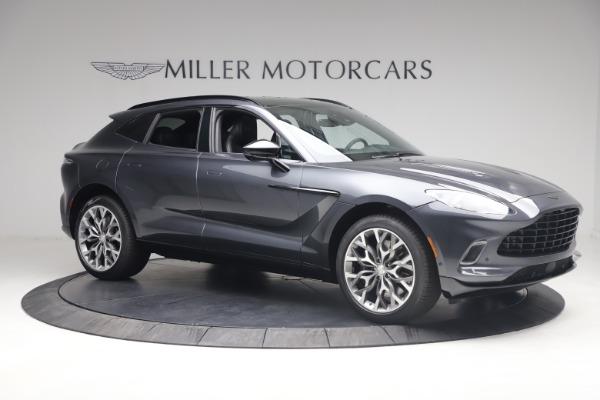 New 2021 Aston Martin DBX for sale $208,786 at Maserati of Greenwich in Greenwich CT 06830 9