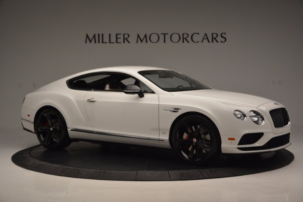 New 2017 Bentley Continental GT V8 S for sale Sold at Maserati of Greenwich in Greenwich CT 06830 10