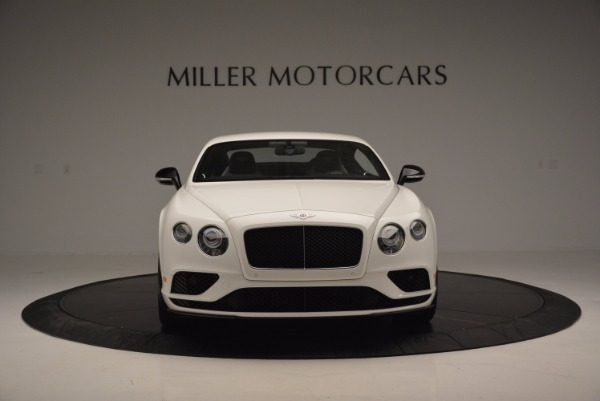 New 2017 Bentley Continental GT V8 S for sale Sold at Maserati of Greenwich in Greenwich CT 06830 12