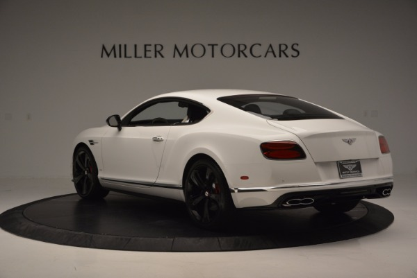New 2017 Bentley Continental GT V8 S for sale Sold at Maserati of Greenwich in Greenwich CT 06830 4