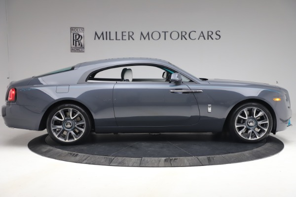 Used 2021 Rolls-Royce Wraith KRYPTOS for sale $444,275 at Maserati of Greenwich in Greenwich CT 06830 10