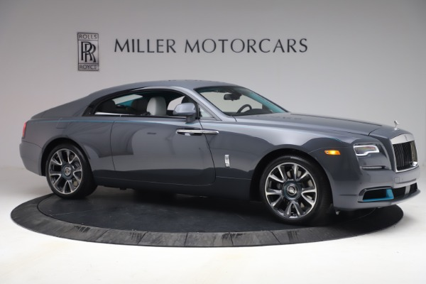 Used 2021 Rolls-Royce Wraith KRYPTOS for sale $444,275 at Maserati of Greenwich in Greenwich CT 06830 11
