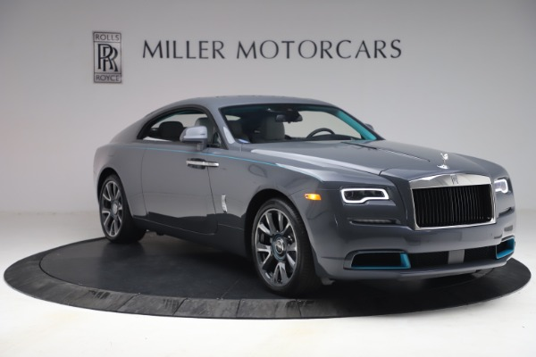 Used 2021 Rolls-Royce Wraith KRYPTOS for sale $444,275 at Maserati of Greenwich in Greenwich CT 06830 12