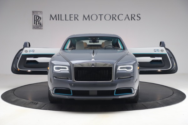 Used 2021 Rolls-Royce Wraith KRYPTOS for sale $444,275 at Maserati of Greenwich in Greenwich CT 06830 13