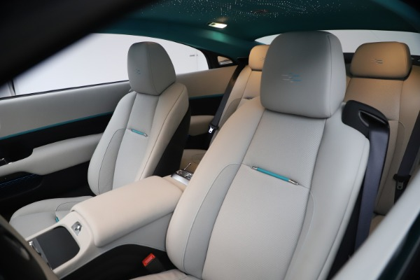 Used 2021 Rolls-Royce Wraith KRYPTOS for sale $444,275 at Maserati of Greenwich in Greenwich CT 06830 14