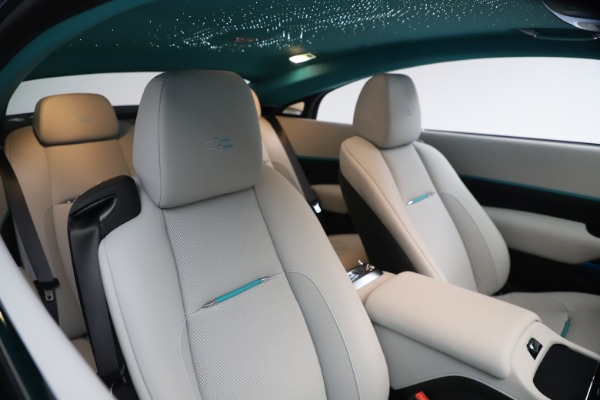 Used 2021 Rolls-Royce Wraith KRYPTOS for sale $444,275 at Maserati of Greenwich in Greenwich CT 06830 15