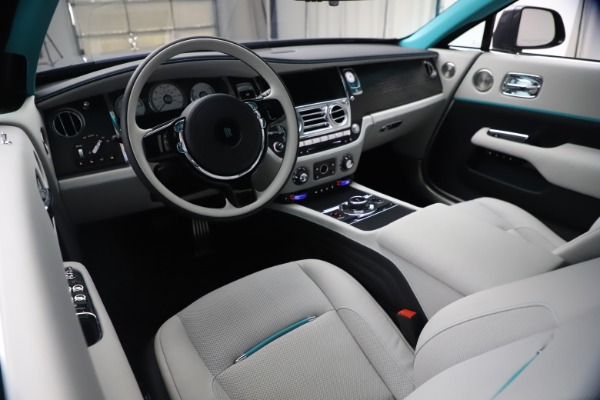Used 2021 Rolls-Royce Wraith KRYPTOS for sale $444,275 at Maserati of Greenwich in Greenwich CT 06830 16