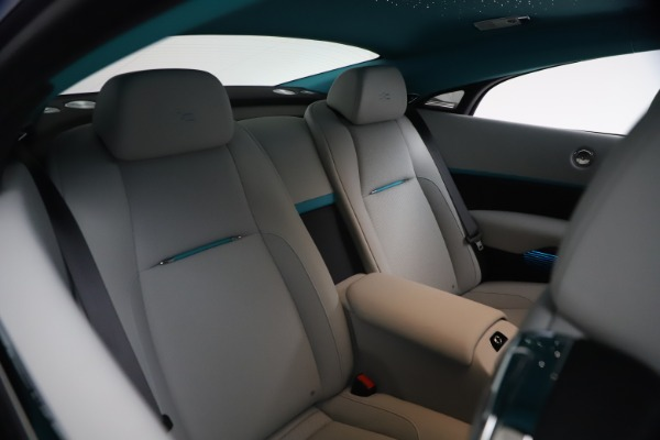 Used 2021 Rolls-Royce Wraith KRYPTOS for sale $444,275 at Maserati of Greenwich in Greenwich CT 06830 18