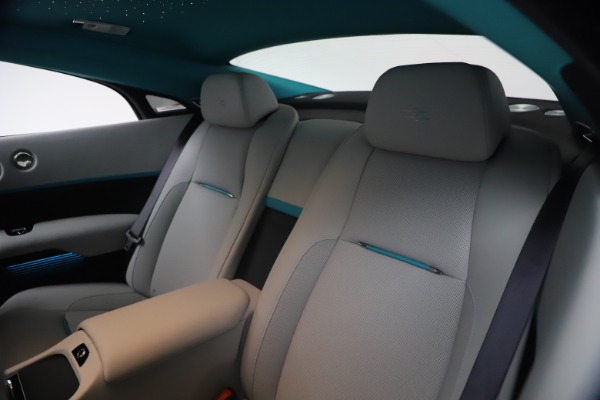 Used 2021 Rolls-Royce Wraith KRYPTOS for sale $444,275 at Maserati of Greenwich in Greenwich CT 06830 19