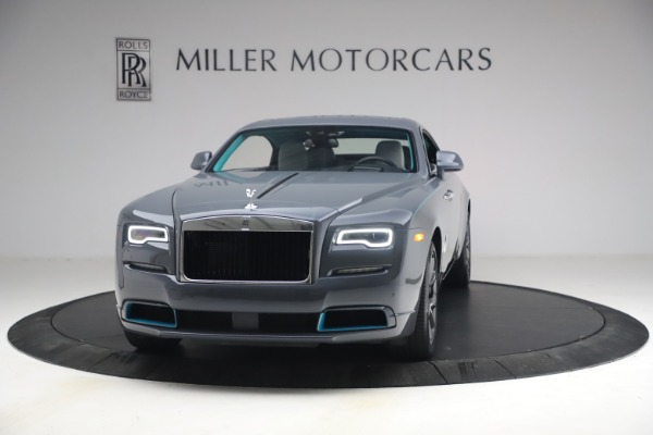 Used 2021 Rolls-Royce Wraith KRYPTOS for sale $444,275 at Maserati of Greenwich in Greenwich CT 06830 2