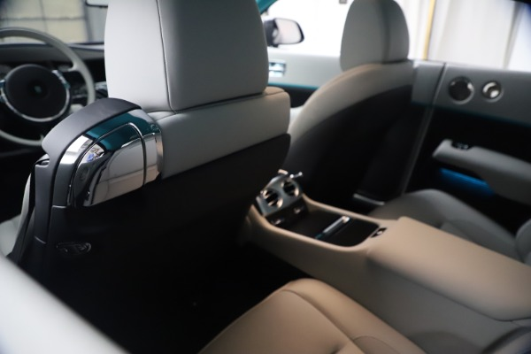 Used 2021 Rolls-Royce Wraith KRYPTOS for sale $444,275 at Maserati of Greenwich in Greenwich CT 06830 20