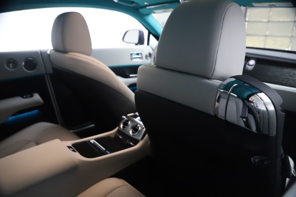 Used 2021 Rolls-Royce Wraith KRYPTOS for sale $444,275 at Maserati of Greenwich in Greenwich CT 06830 21