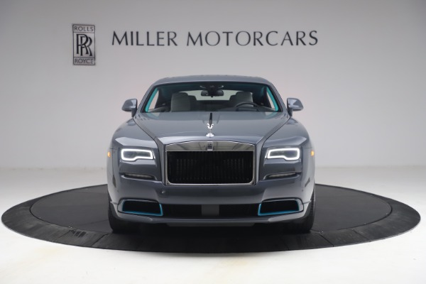 Used 2021 Rolls-Royce Wraith KRYPTOS for sale $444,275 at Maserati of Greenwich in Greenwich CT 06830 3