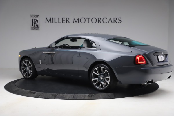 Used 2021 Rolls-Royce Wraith KRYPTOS for sale $444,275 at Maserati of Greenwich in Greenwich CT 06830 5