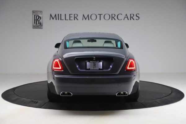Used 2021 Rolls-Royce Wraith KRYPTOS for sale $444,275 at Maserati of Greenwich in Greenwich CT 06830 7