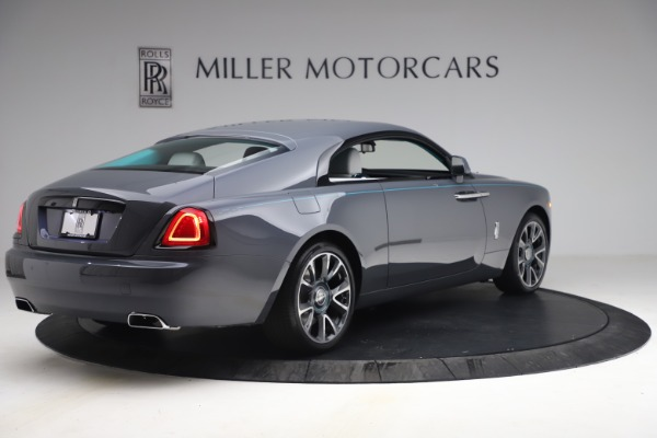 Used 2021 Rolls-Royce Wraith KRYPTOS for sale $444,275 at Maserati of Greenwich in Greenwich CT 06830 9