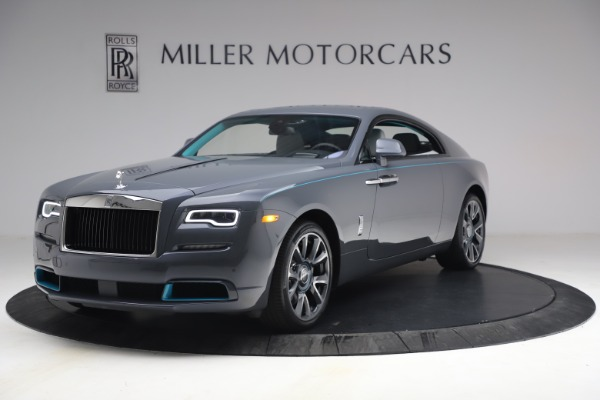 Used 2021 Rolls-Royce Wraith KRYPTOS for sale $444,275 at Maserati of Greenwich in Greenwich CT 06830 1