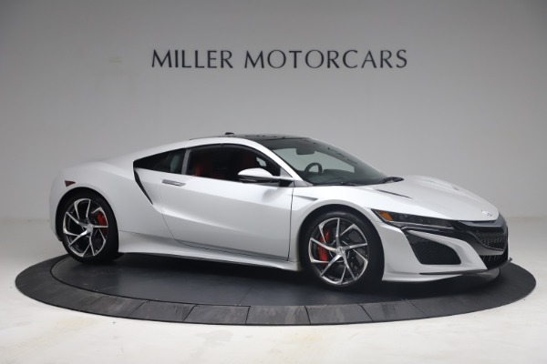 Used 2017 Acura NSX SH-AWD Sport Hybrid for sale $139,900 at Maserati of Greenwich in Greenwich CT 06830 10