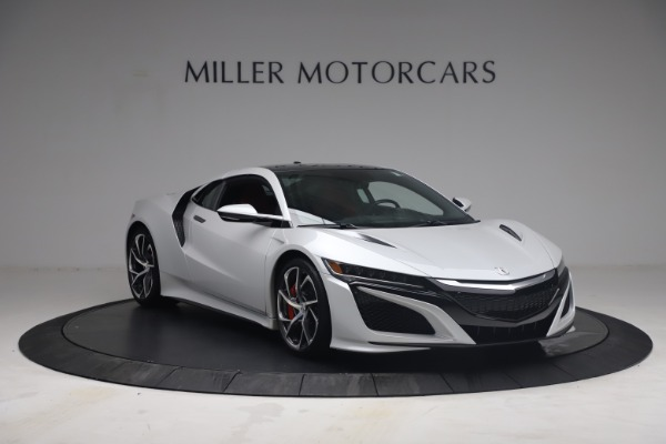 Used 2017 Acura NSX SH-AWD Sport Hybrid for sale $139,900 at Maserati of Greenwich in Greenwich CT 06830 11